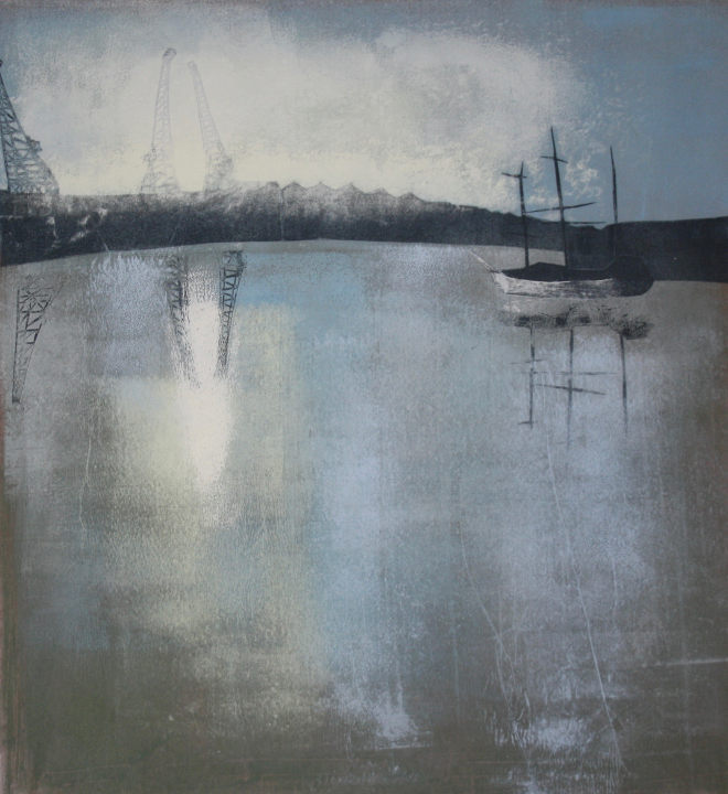 Harbourside by Ruth Ander