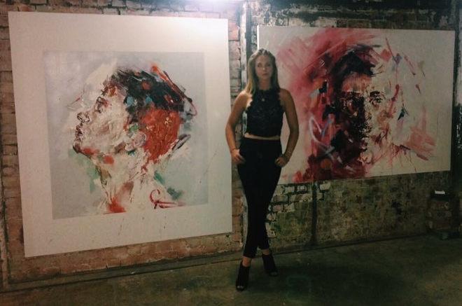 Hatty Butler, artist
