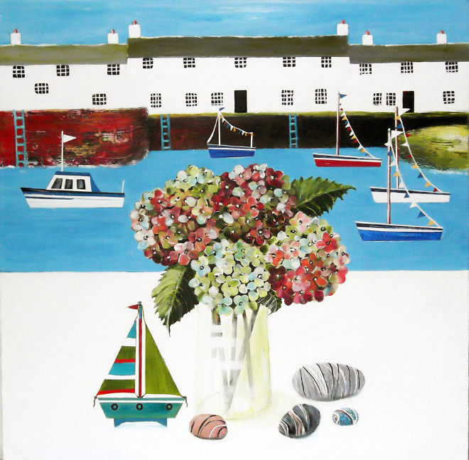 Little Harbour by Gilly Mound