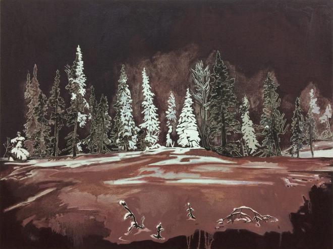 Floodlight by Ange Mullen-Bryan