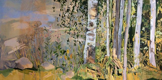 Milk Herb by Ange Mullen-Bryan