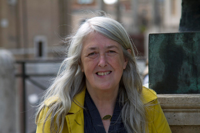 Mary Beard credit Caterina Turroni