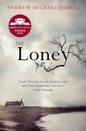 The Loney book cover
