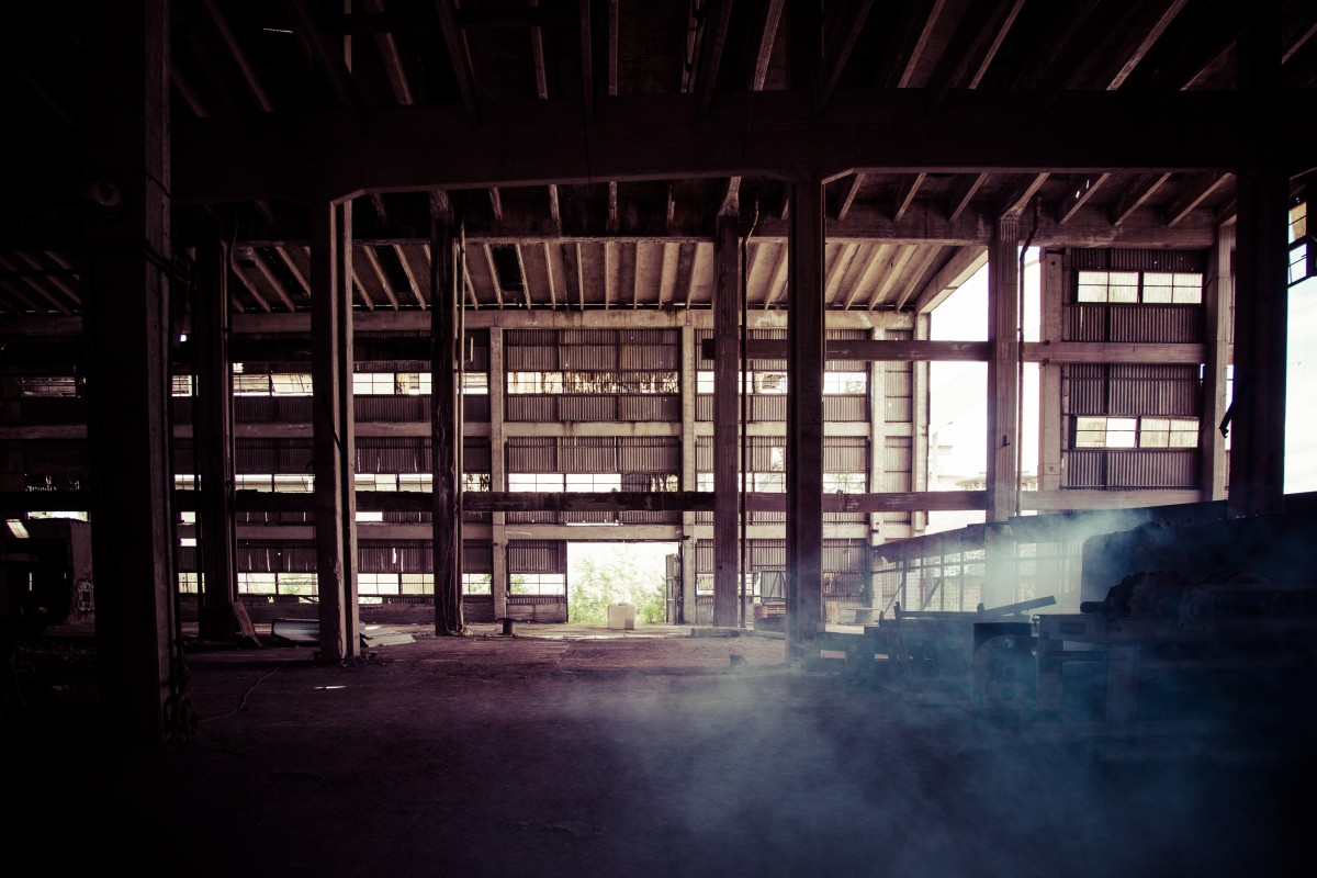 old_factory_dusty_large_space_emptiness_abandoned_outdoors_empty_old
