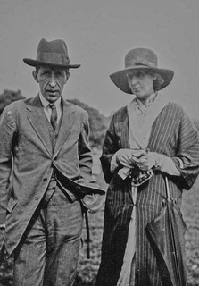 Virginia and Leonard Woolf