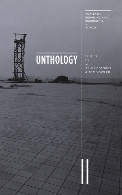 Unthank_Unthology11 cover