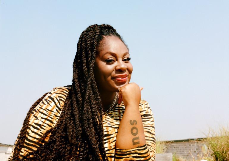 Candice Carty-Williams - credit Ekua King