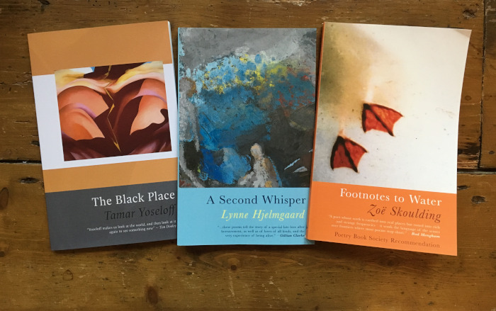 Three Seren poetry titles