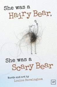 She Was A Hairy Bear, She Was A Scary Bear cover