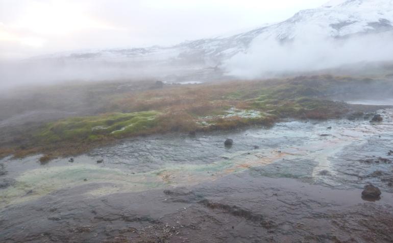 Iceland by Judy Darley