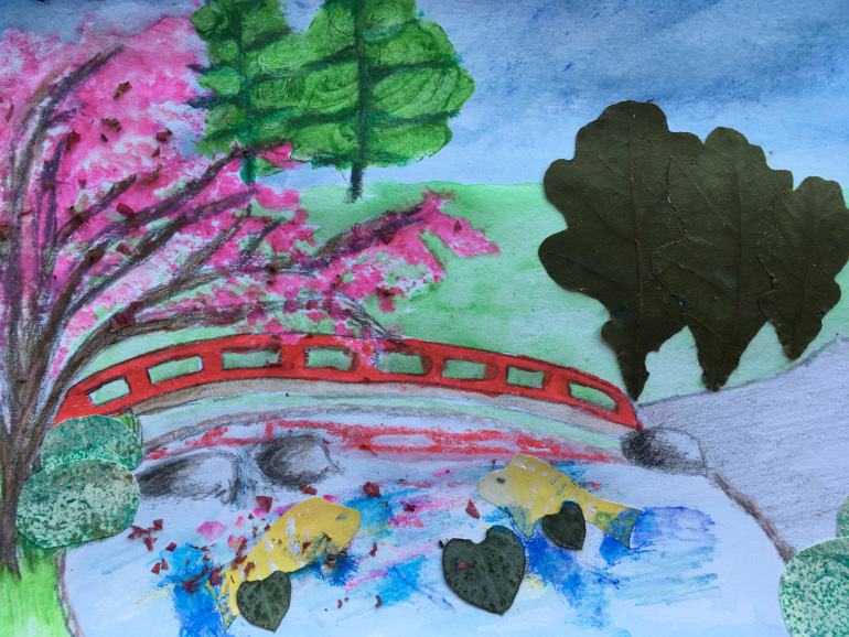 Guided Meditation_Amidst Cherry Trees by Judy Darley