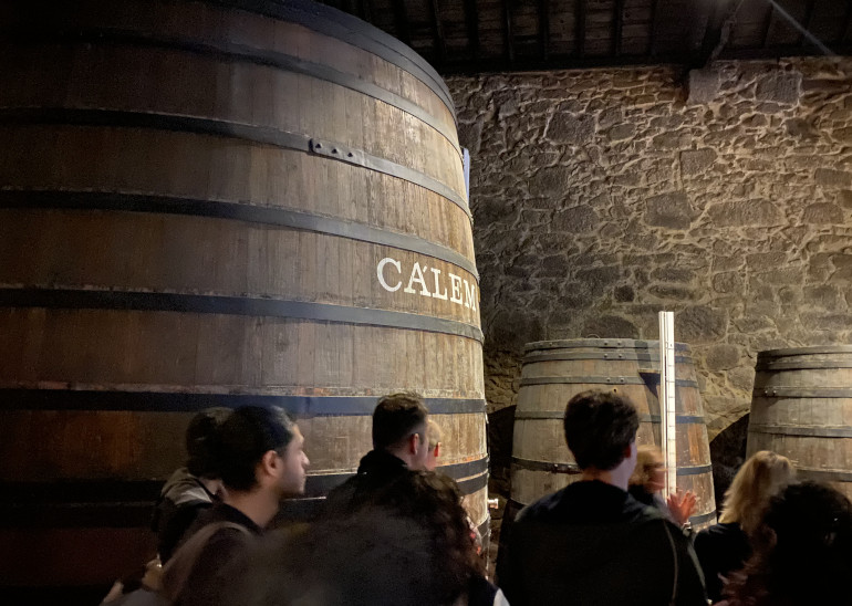 Porto Calem tour by James Hainsworth