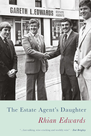 The Estate Agents Daughter book cover