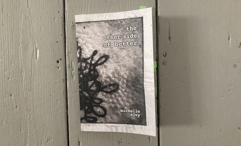 the other side of better by Michelle Elvy book cover