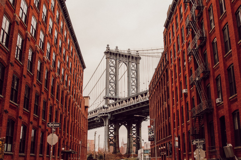 Brooklyn. Photo by Miltiadis Fragkidis on Unsplash